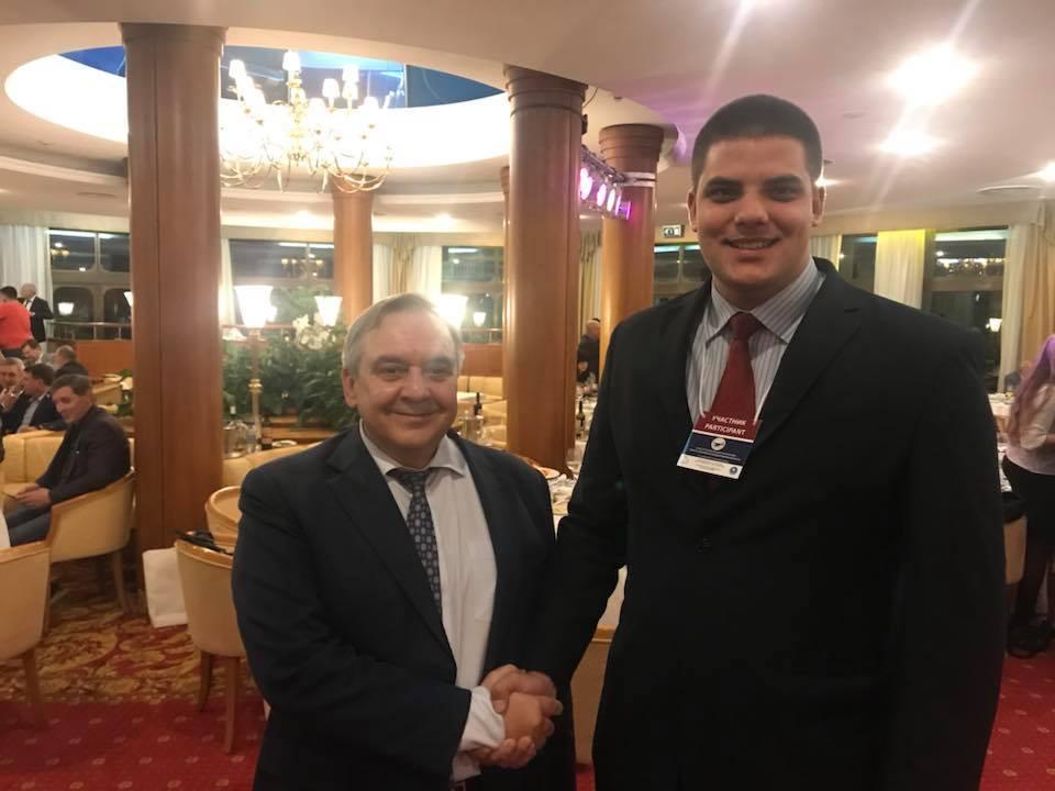 Народни посланици СРС у посети Криму