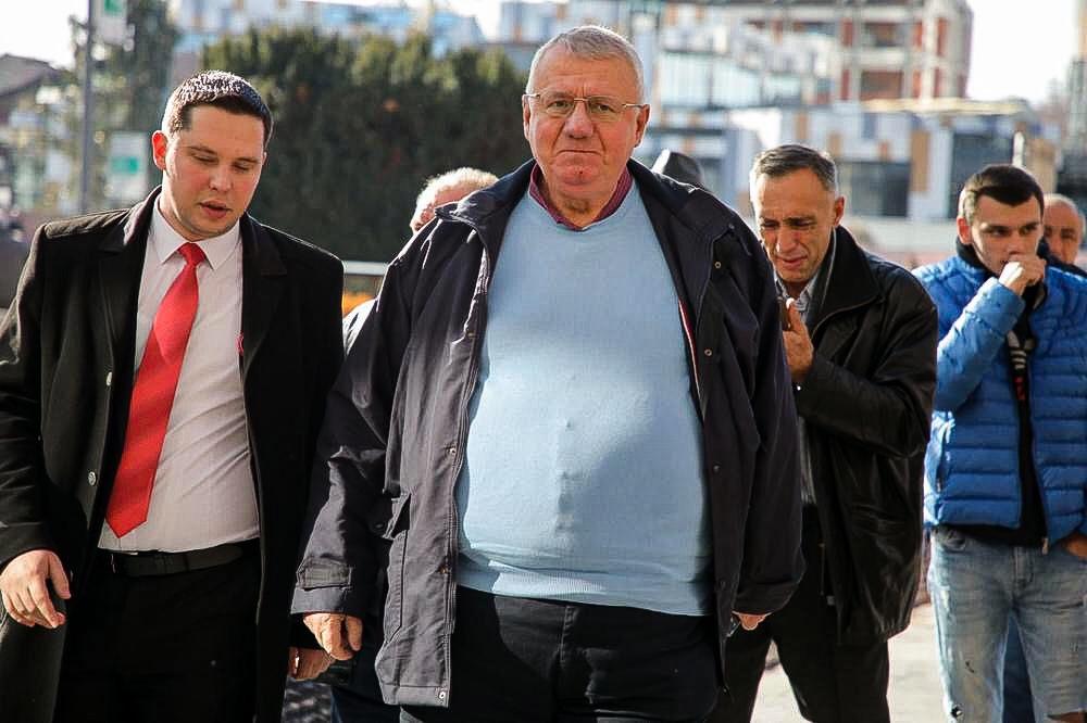 Суђење Милутину Јеличићу Јутки у Крушевцу, изјава Војислава Шешеља,  29. јануар 2020. године