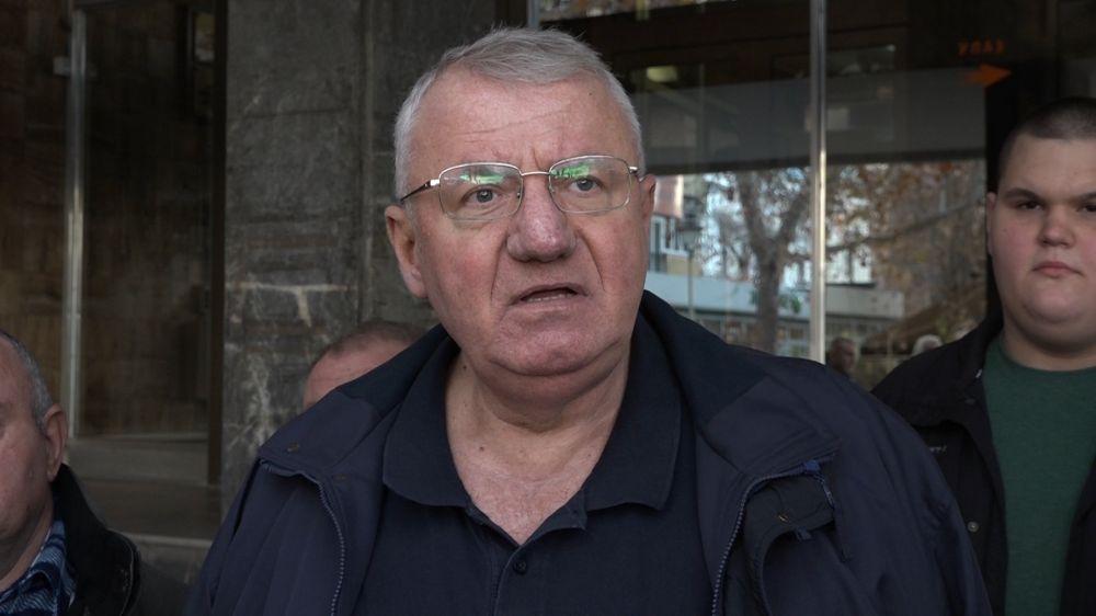Dr Šešelj: Suđenje Jutki režirano, to rade NVO i Ambasada SAD u Beogradu