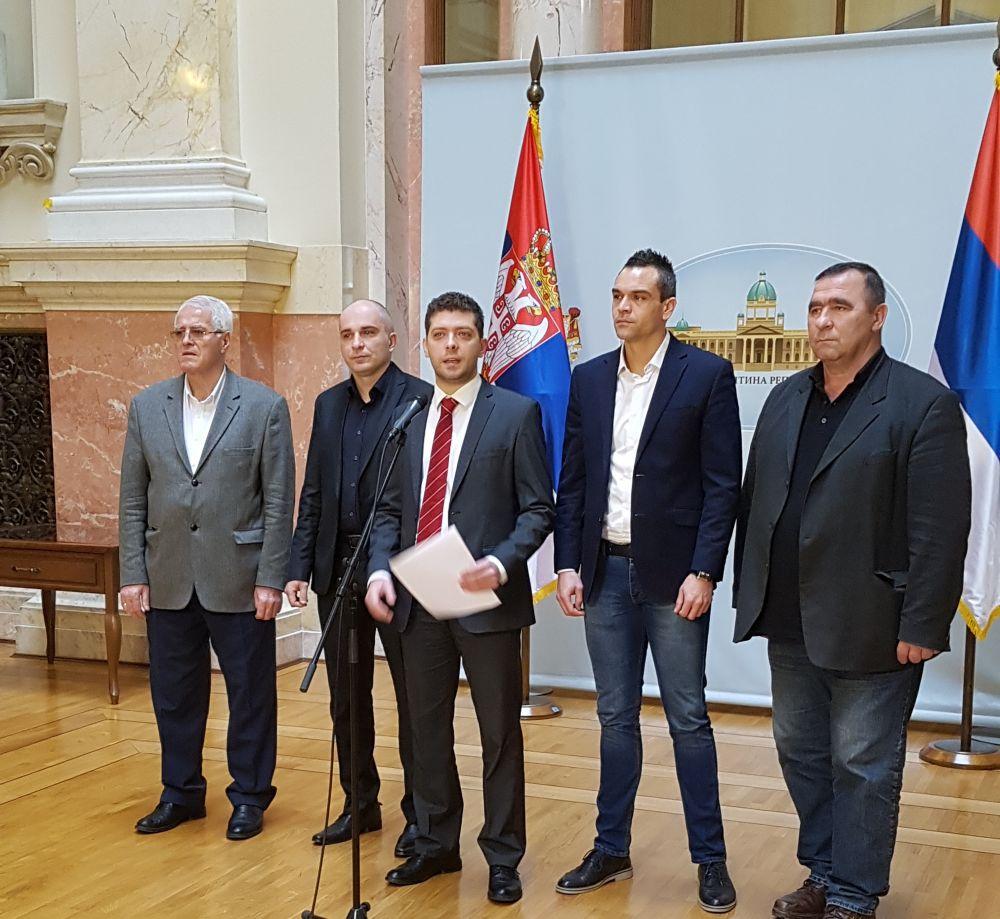 Дамјановић: Захтевамо пуну интеграцију са Руском Федерацијом!