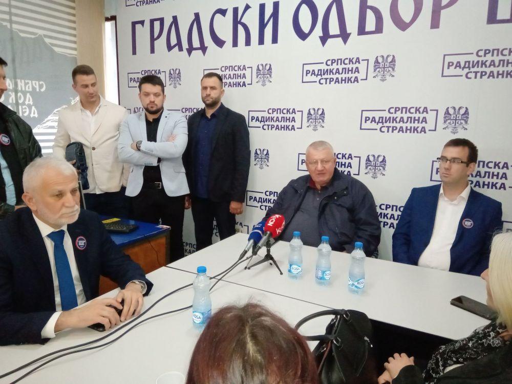 Војислав Шешељ поручује зашто треба гласати за Српску радикалну странку