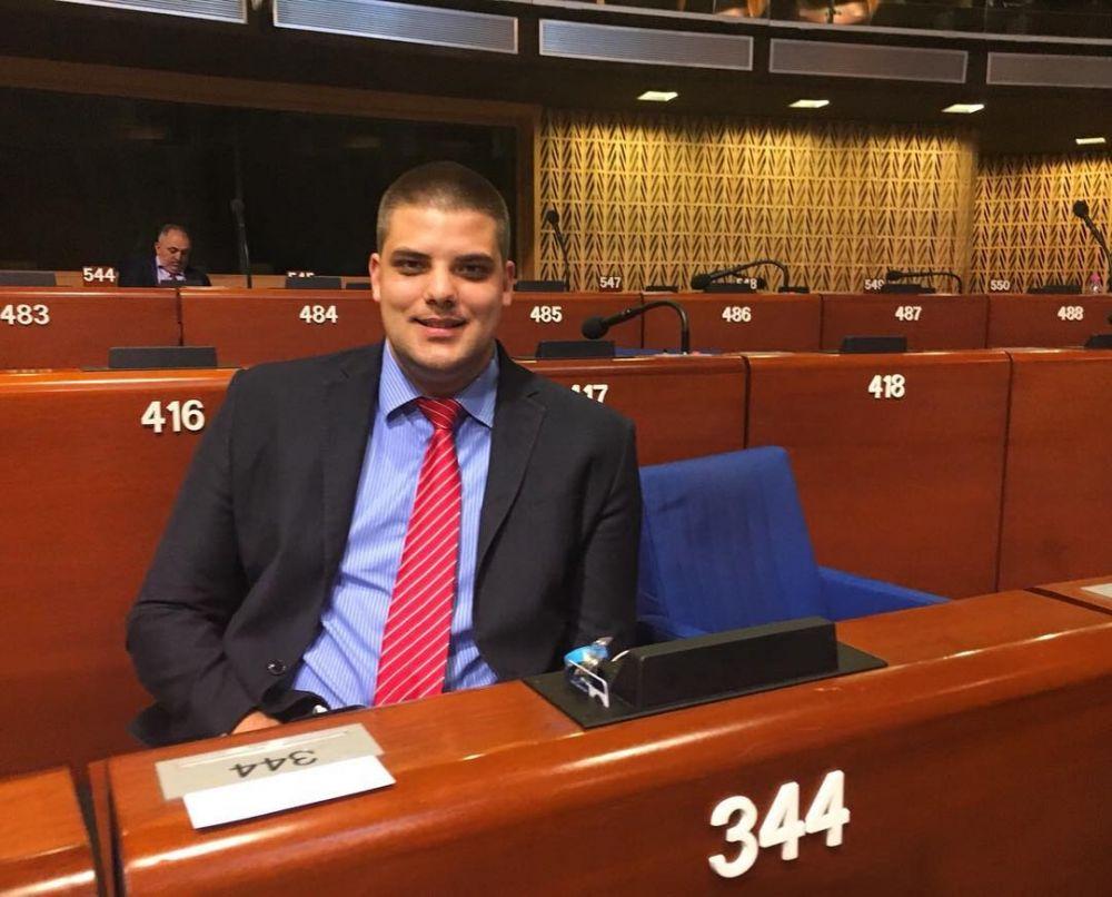 Александар Шешељ у Савету Европе: НАТО је 1999. извршио агресију на Србију и окупирао KиМ!
