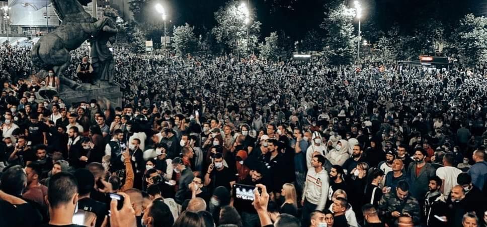 Запад покушава да злоупотреби протесте незадовољног народа