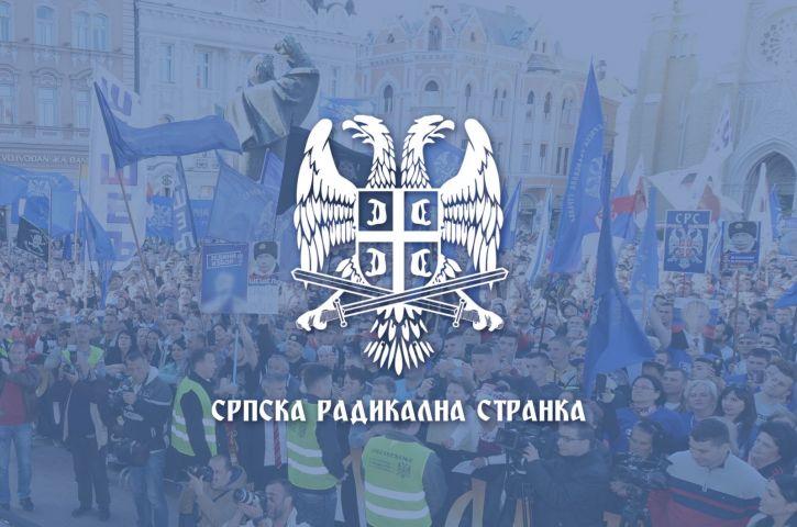 Velibor Rađenović novi v. d. predsednika Severnobačkog okružnog odbora Srpske radikalne stranke