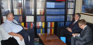 Руски амбасадор Александар Чепурин посетио Српску радикалну странку!