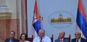 Konferencija za novinare Srpske radikalne stranke,  12. novembar 2019. godine