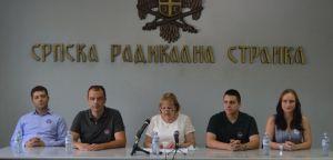 Конференција за новинаре, 13. август 2020. године