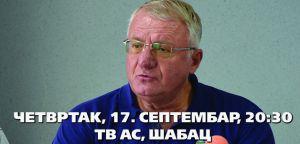 Најава гостовања: Војислав Шешељ на ТВ Ас [17.9.2015]