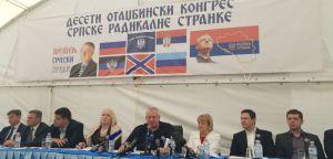 Deseti otadžbinski kongres Srpske radikalne stranke: Dr Vojislav Šešelj ponovo izabran za predsednika!