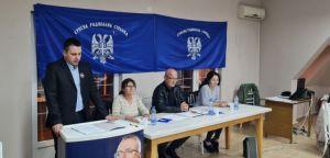 Godišnja skupština srpskih radikala u Apatinu