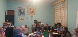 Општински одбор Српске радикалне странке Бечеј одржао радни састанак!