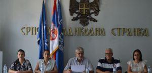 Тешко Србима на Косову ако ова власт штити њихове интересе!