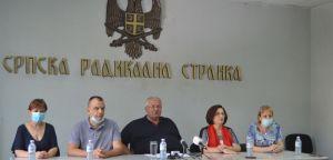 Srpski radikali podneli ustavnu žalbu sa zahtevom za poništenje izbora!