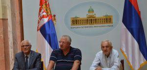 Конференција за новинаре, 24. август 2017. године