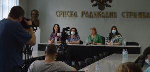 Конференција за новинаре, 17. јун 2021. године