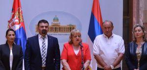 Вјерица Радета: Проблем Мехе Омеровића мора да реши владајућа већина