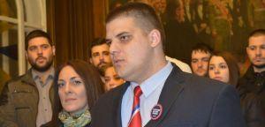 Predaja liste Srpske radikalne stranke, 8. mart 2020. godine