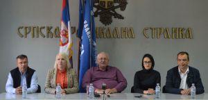Konferencija za novinare prof. dr Vojislava Šešelja,  22. oktobar 2020. godine