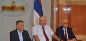 Конференција за новинаре, 21. септембар, 2017. године