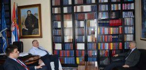Руски амбасадор Александар Боцан-Харченко посетио Српску радикалну странку!