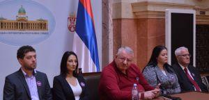 Др Шешељ: Пресуда Караџићу је политички мотивисана и представља гажење елементарних правних принципа!