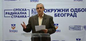 Конференција за новинаре проф. др Војислава Шешеља,  7. октобар 2020. године