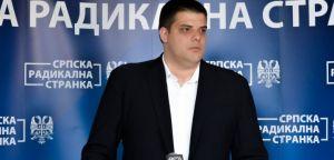 Конференција за новинаре Српске радикалне странке, 15. јул 2021. године