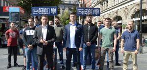 Srpski radikali za povećanje minimalne plate i penzije