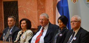 Konferencija za novinare Srpske radikalne stranke,  6. februar 2020. godine
