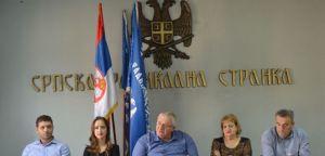 Конференција за новинаре проф. др Војислава Шешеља,  29. октобар 2020. године