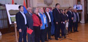 Конференција за медије Aлександра Шешеља, 21. септембра 2018. године