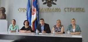 Конференција за новинаре, 13. јул 2017. године