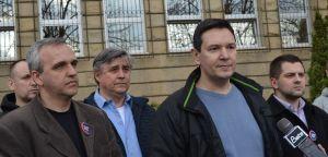 Изјава Немање Шаровића испред суда, 19. март 2019. године