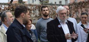 Српска радикална странка предложила изградњу центра за књиговесце на месту некадашње Народне библиотеке