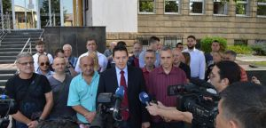 Шаровић: Није било геноцида у Сребреници, а ни многих злочина