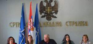 Војислав Шешељ, конференција за новинаре,  10. септембар 2020. године Др Шешељ: Србија требало да одбије притиске ЕУ, а не да савија шију и пузи