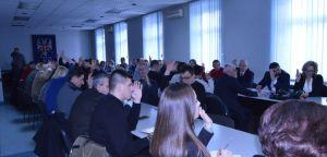 SRS: Održana redovna sednica Centralne otadžbinske uprave!