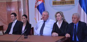 Др Шешељ: Мичел дошао да уручи ултиматум Србији да прихвати улазак Косова у Уједињене нације!