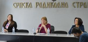 Konferencija za novinare, Vjerica Radeta, 9. septembar 2021. godine