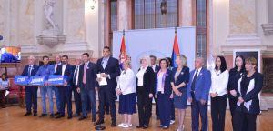 Konferencija za novinare narodnog poslanika Aleksandra Šešelja, 18. septembar 2019. godine