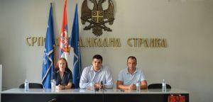 Konferencija za novinare, Aleksandar Šešelj, 17. septembar 2020. godine
