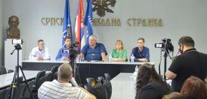 Конференција за новинаре проф. др Војислава Шешеља,  24. септембар 2020. године