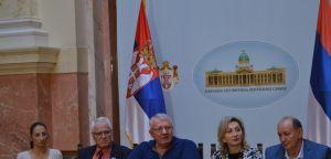 Konferencija za novinare Srpske radikalne stranke,  14. novembar 2019. godine