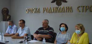 Dr Vojislav Šešelj – konferencija za novinare, 9. juli 2020. godine