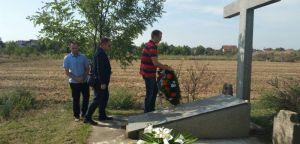 Уредити простор око спомен обележја страдалим Србима у Руменци!