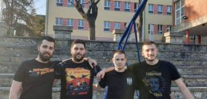 Održan miran protest omladine beogradskih radikala