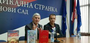Srpski radikali organizovali promociju knjige Saliha Selimovića
