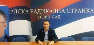 Srpski radikali protiv koncesije za izgradnju javnih garaža u Novom Sadu!