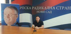 Srpski radikali protvi urbanističkog divljanja u Novom Sadu!