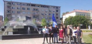 Проглашена изборна листа Српске радикалне странке у Неготину